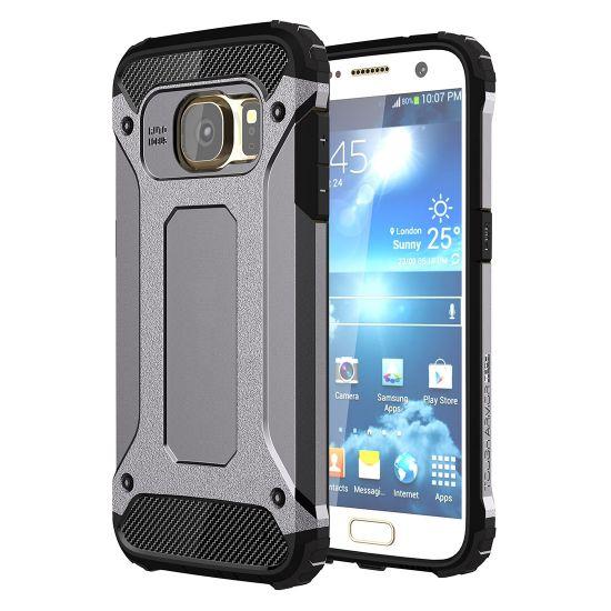 Mobigear Outdoor Hardcase voor de Samsung Galaxy S7 - Grijs