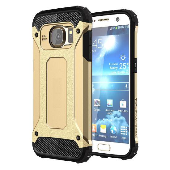 Mobigear Outdoor Hardcase voor de Samsung Galaxy S7 - Goud