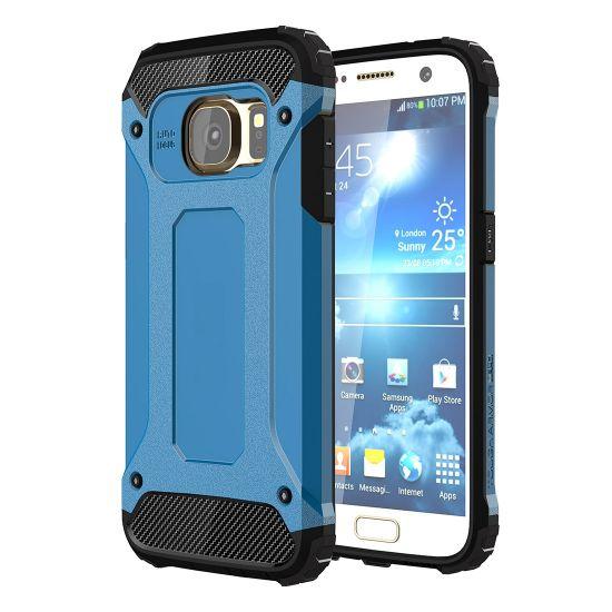 Mobigear Outdoor Hardcase voor de Samsung Galaxy S7 - Blauw
