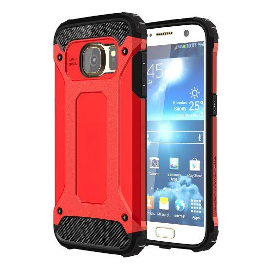 Mobigear Outdoor Hardcase voor de Samsung Galaxy S7 - Rood