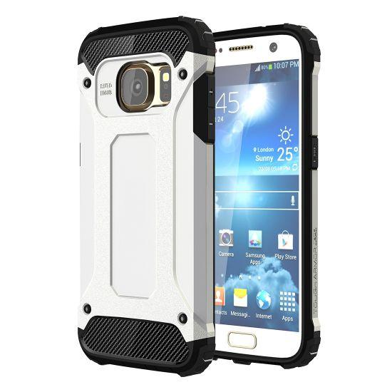 Mobigear Outdoor Hardcase voor de Samsung Galaxy S7 - Wit
