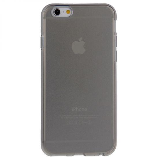 Mobigear Color TPU Backcover voor de iPhone 6(s) - Grijs