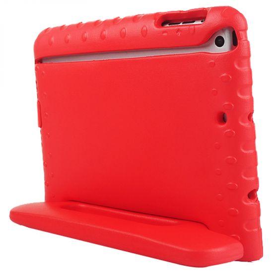 Mobigear Kinderhoes EVA Schuim Backcover voor de iPad Mini 3 (2014) / iPad Mini 2 (2013) / iPad Mini 1 (2012) - Rood