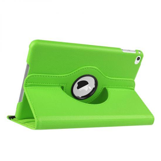 Mobigear 360 Rotating Bookcase voor de iPad Mini 4 (2015) - Groen