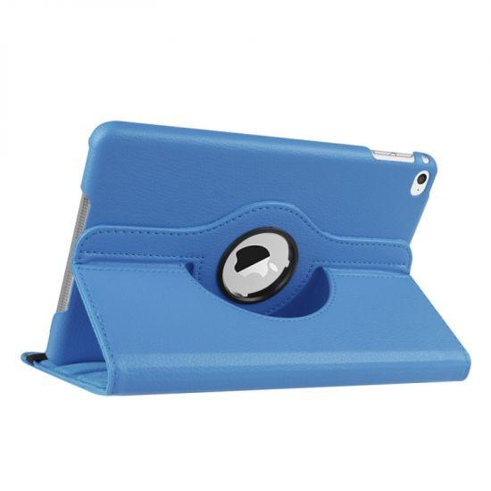 Mobigear 360 Rotating Bookcase voor de iPad Mini 4 (2015) - Blauw