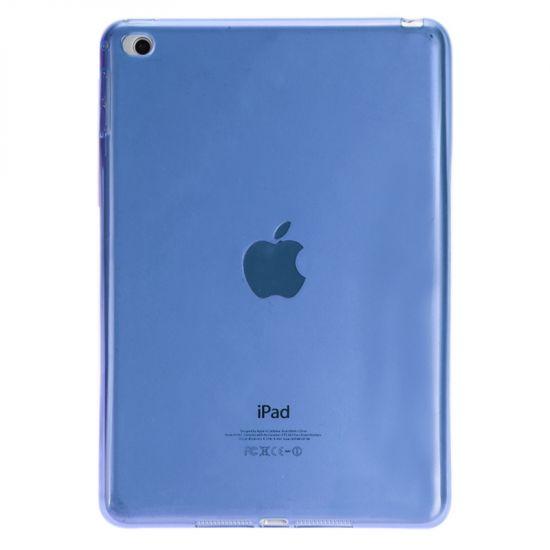 Mobigear TPU Backcover voor de iPad Mini 4 (2015) - Blauw