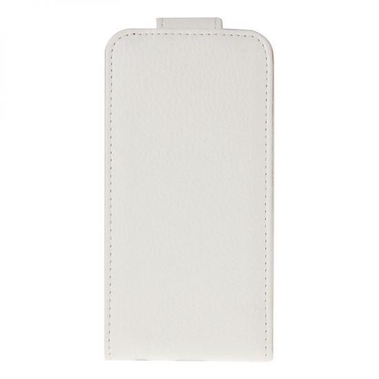 Mobigear Flipcase voor de iPhone 6(s) Plus - Wit