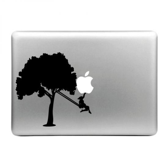 Mobigear Design Sticker voor de Apple MacBook Air / Pro (2008-2015) - Boom