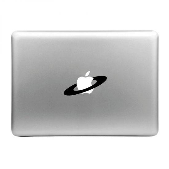 Mobigear Design Sticker voor de Apple MacBook Air / Pro (2008-2015) - Ring For Apple