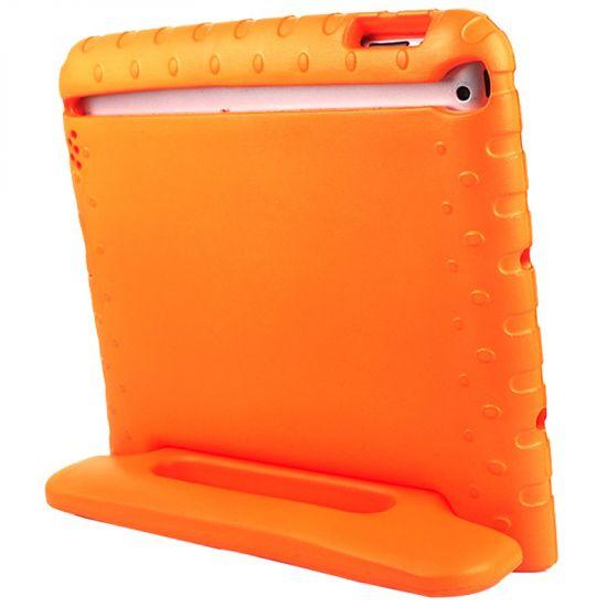 Mobigear Kinderhoes EVA Schuim Backcover voor de iPad 4 (2012) / iPad 3 (2012) / iPad 2 (2011) - Oranje