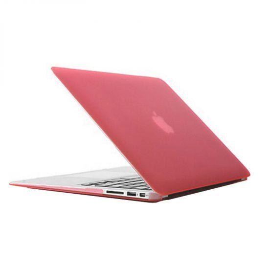 Mobigear Matte Case voor de MacBook Air 11 inch - Roze