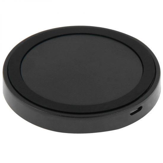 Mobigear Mini Draadloze lader Qi 5W - Zwart