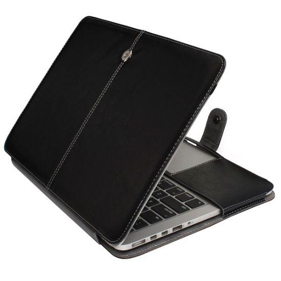 Mobigear Business Case voor de MacBook Pro 15 inch - Zwart