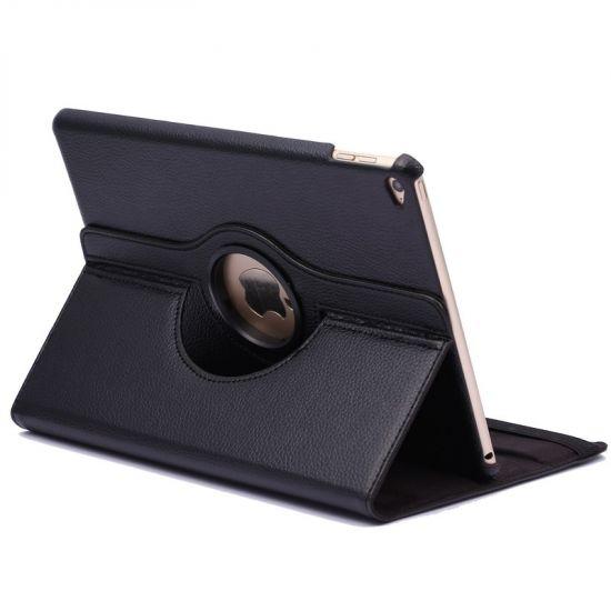Mobigear 360 Rotating Bookcase voor de iPad Air 2 (2014) - Zwart