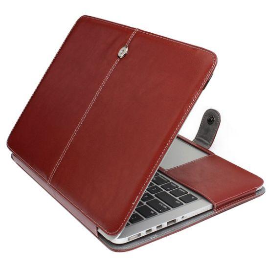 Mobigear Business Case voor de MacBook Pro 15 inch - Bruin
