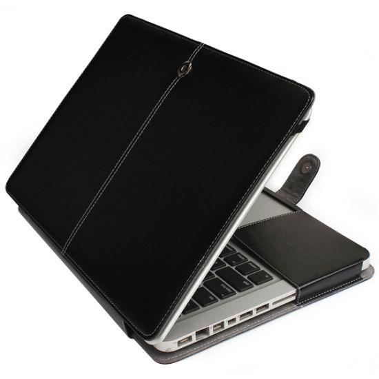 Mobigear Business Case voor de MacBook Pro 15 inch A1286 - Zwart