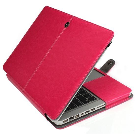 Mobigear Business Case voor de MacBook Pro 15 inch - Magenta