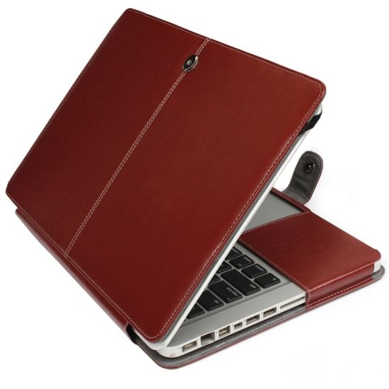 Mobigear Business Case voor de MacBook Pro 13 inch - Bruin