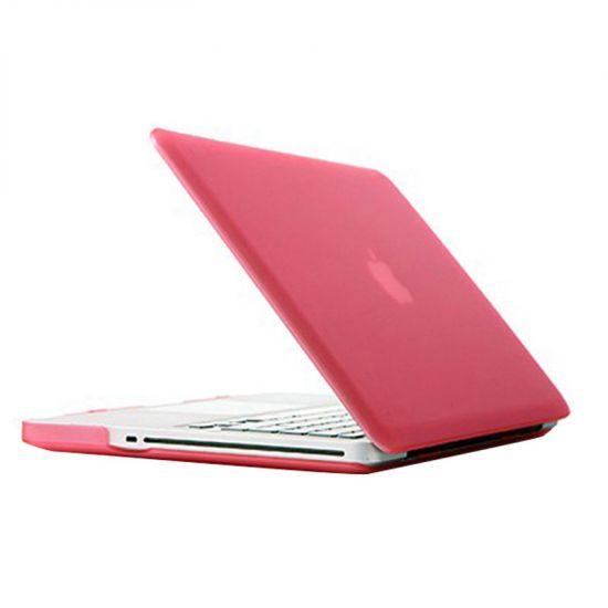 Mobigear Matte Case voor de MacBook Pro 13 inch A1278 - Roze