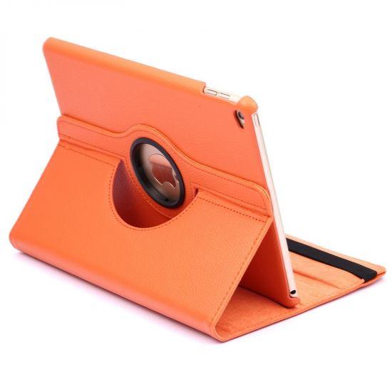 Mobigear 360 Rotating Bookcase voor de iPad Air 2 (2014) - Oranje