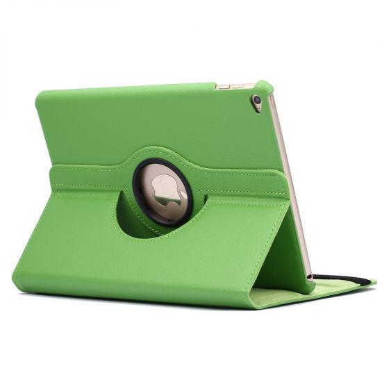 Mobigear 360 Rotating Bookcase voor de iPad Air 2 (2014) - Groen