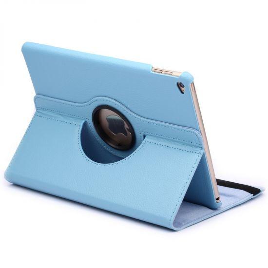 Mobigear 360 Rotating Bookcase voor de iPad Air 2 (2014) - Blauw