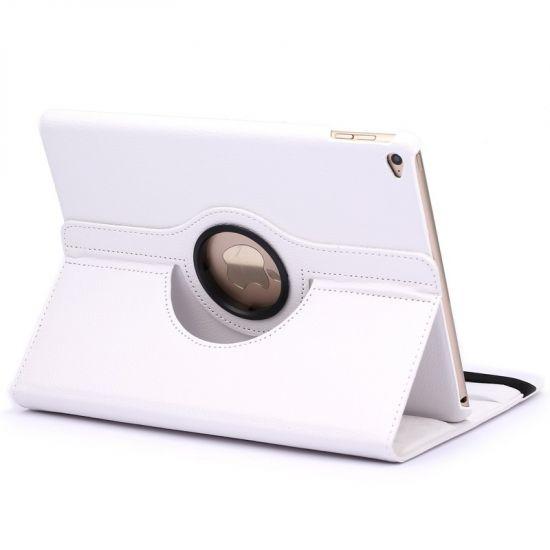 Mobigear 360 Rotating Bookcase voor de iPad Air 2 (2014) - Wit