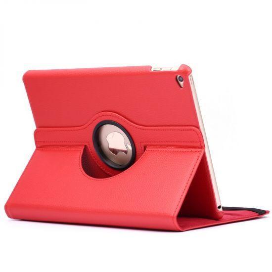 Mobigear 360 Rotating Bookcase voor de iPad Air 2 (2014) - Rood
