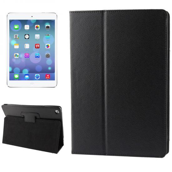 Mobigear Classic Bookcase voor de iPad 6 (2018) / iPad 5 (2017) / iPad Air 1 (2013) - Zwart