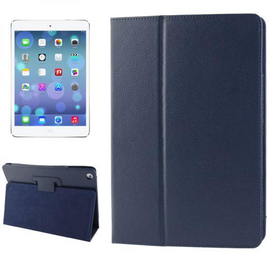 Mobigear Classic Bookcase voor de iPad 6 (2018) / iPad 5 (2017) / iPad Air 1 (2013) - Donkerblauw