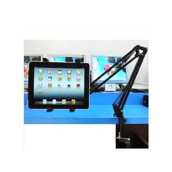 Mobigear Aluminum Arm Tablet Standaard Universeel - Zwart