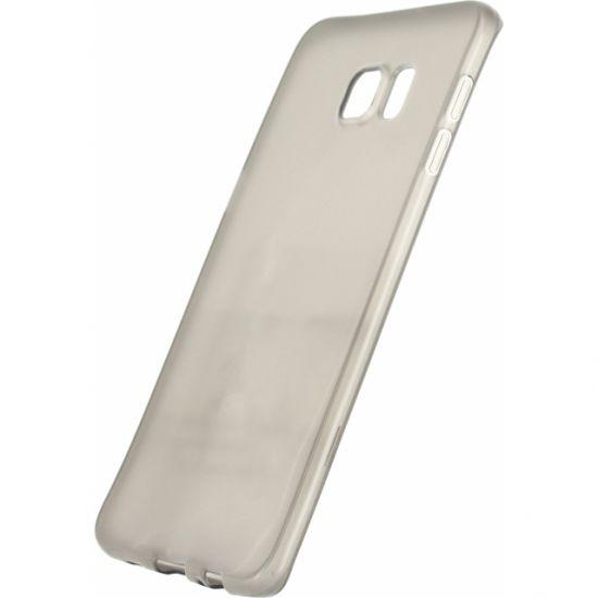 Mobilize Gelly TPU Backcover voor de Samsung Galaxy S6 Edge Plus - Smokey Gray