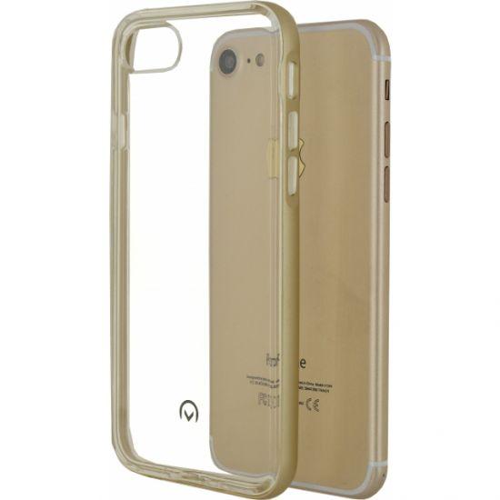 Mobilize Gelly Plus TPU Backcover voor de iPhone SE (2020) / 8 / 7 - Goud