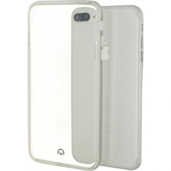 Mobilize Gelly Plus TPU Backcover voor de iPhone 8 Plus / 7 Plus - Zilver