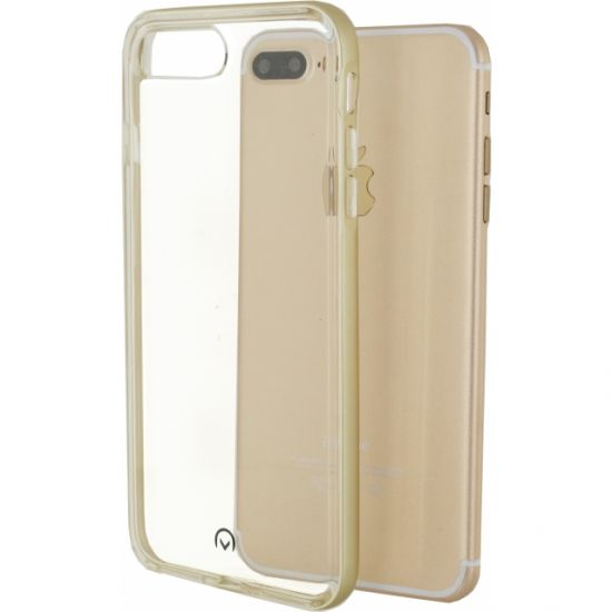 Mobilize Gelly Plus TPU Backcover voor de iPhone 8 Plus / 7 Plus - Goud