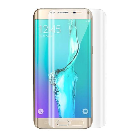 Mobigear Edge To Edge Folie Screenprotector voor de Samsung Galaxy S6 Edge Plus