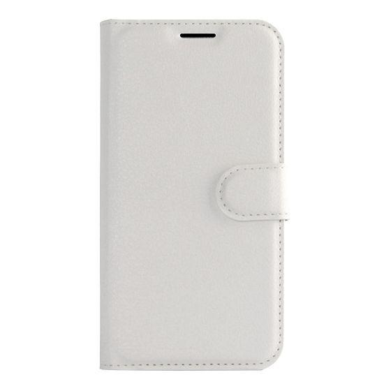 Mobigear Classic Bookcase voor de Samsung Galaxy S7 - Wit