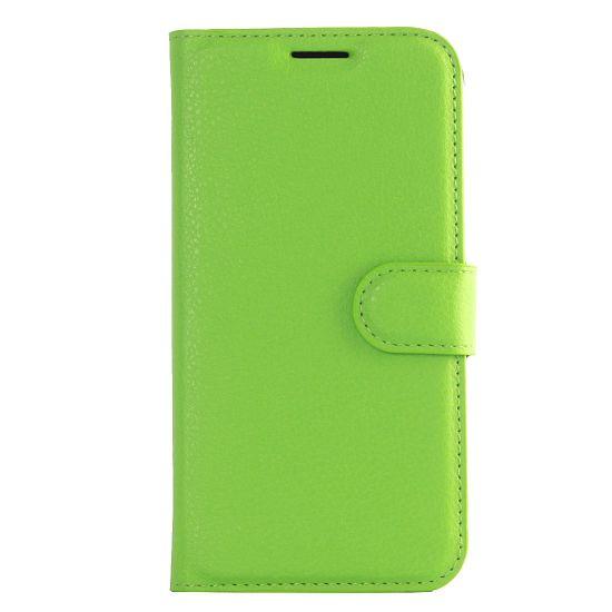 Mobigear Classic Bookcase voor de Samsung Galaxy S7 - Groen