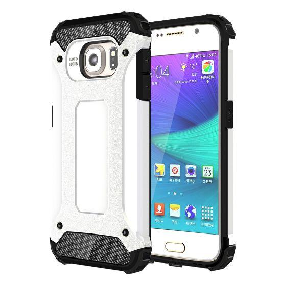 Mobigear Outdoor Hardcase voor de Samsung Galaxy S6 - Wit