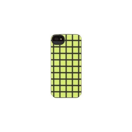 Griffin MeshUps Hardcase voor de iPhone SE (2016) / 5S / 5 - Groen