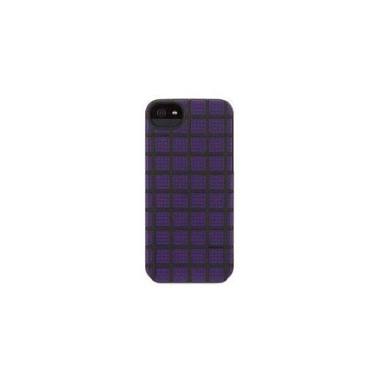 Griffin MeshUps Hardcase voor de iPhone SE (2016) / 5S / 5 - Paars