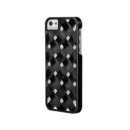 X-Doria Engage Form Hardcase voor de iPhone SE (2016) / 5S / 5 - Zwart