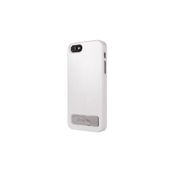 XtremeMac Microshield Hardcase voor de iPhone SE (2016) / 5S / 5 - Wit