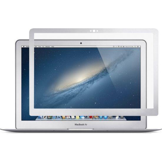 Mobigear Folie Screenprotector voor de MacBook Air 11 inch - Zwart