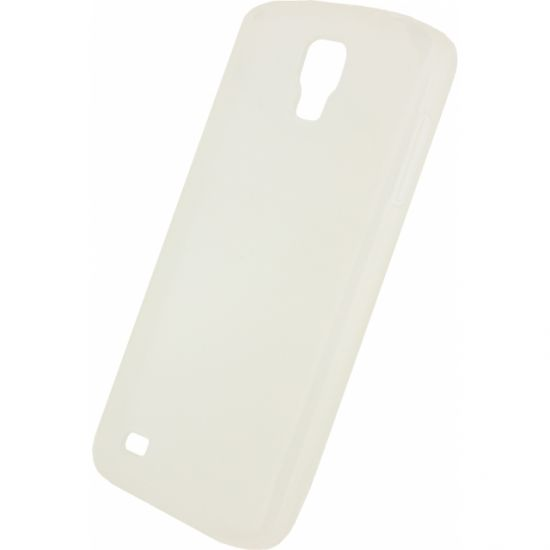 Mobilize Gelly TPU Backcover voor de Samsung Galaxy S4 Active - Wit