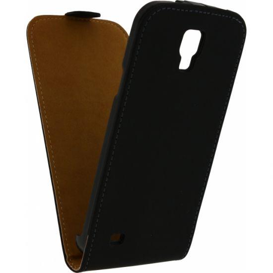 Mobilize Ultra Slim Flipcase voor de Samsung Galaxy S4 Active - Zwart