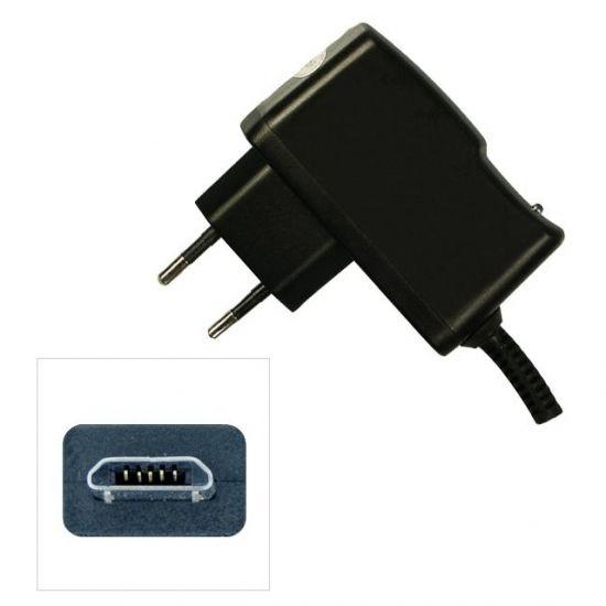 Xccess Oplader Micro USB 1 Meter 5W 1A - Zwart