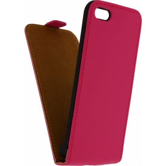Mobilize Ultra Slim Flipcase voor de iPhone 5C - Roze