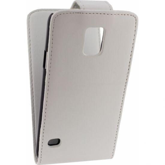 Xccess  Flipcase voor de Samsung Galaxy S5 - Wit