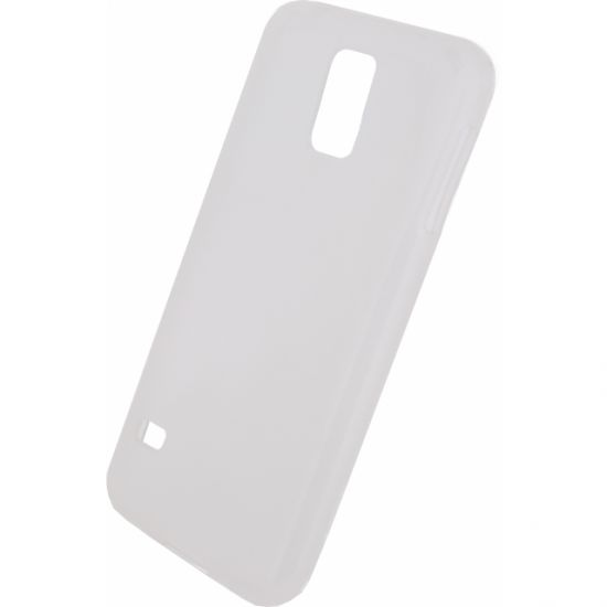 Mobilize Gelly TPU Backcover voor de Samsung Galaxy S5 - Wit